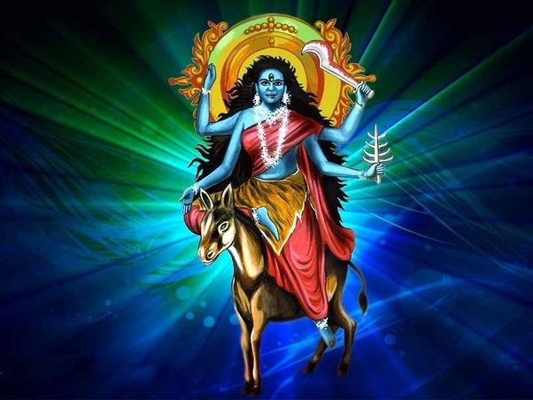 Goddess Kalaratri