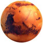 Mars, the warrior