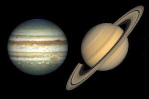 Saturn-Jupiter