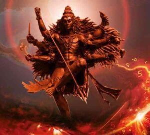 The Vedic God Rudra