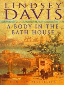 Book Cover, A Body in the Bath House
