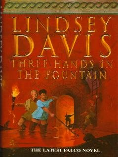 Book Cover, Three Hands in the Fountain