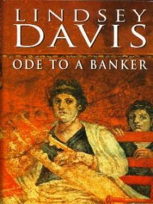 Book Cover, Ode to a Banker