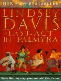 Book Cover, Last Act in Palmyra