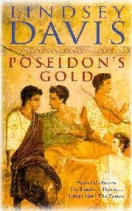Book Cover, Poseidon's Gold