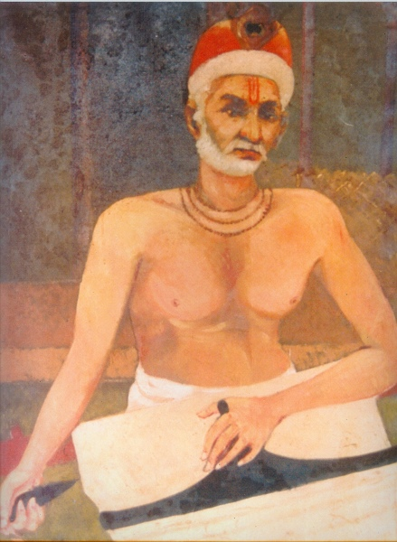 Kabir Das, the weaver