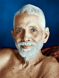 Ramana Maharshi, the sage of Arunachala Hills