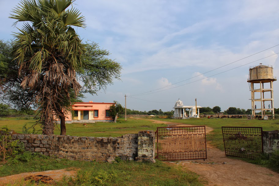 memorial temple to Pothana