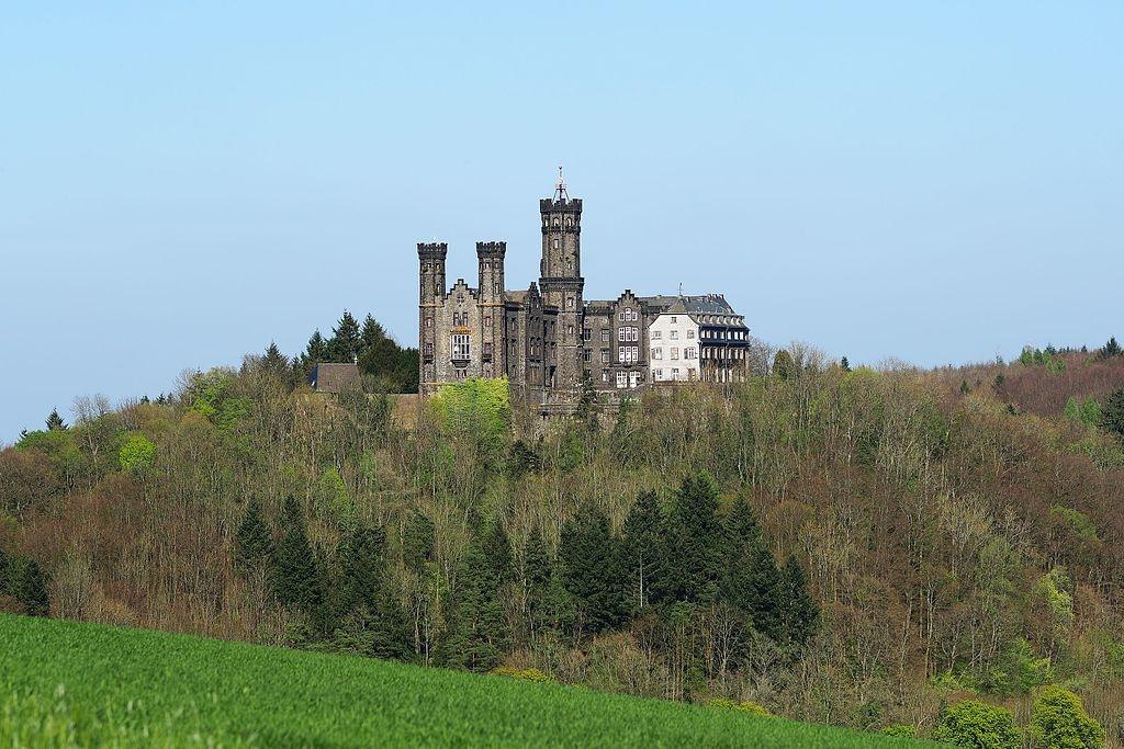 Schloss Schaumberg, Balduinstein, Germany