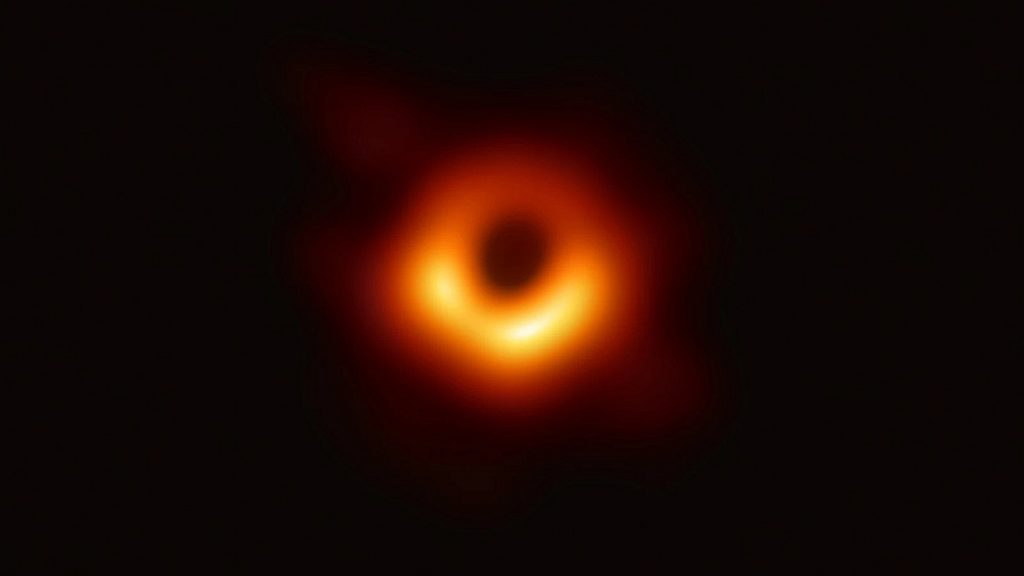 Image of Black Hole