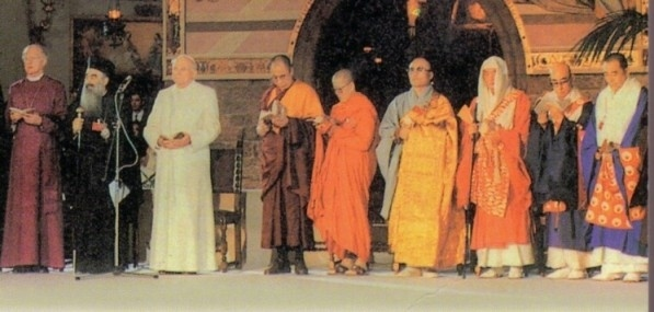 World Day of Prayer, Assisi, October 27, 1986