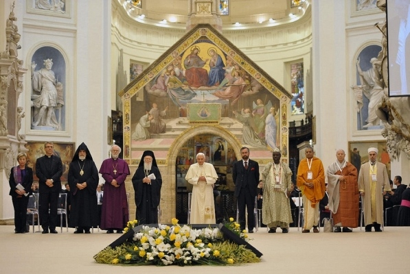 World Day of Prayer, Assisi, October 27, 2011