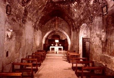 St Damians Church, Assisi