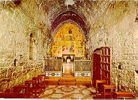 Portiuncula Chapel gifted to Francis