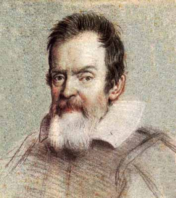 Portrait of Galileo