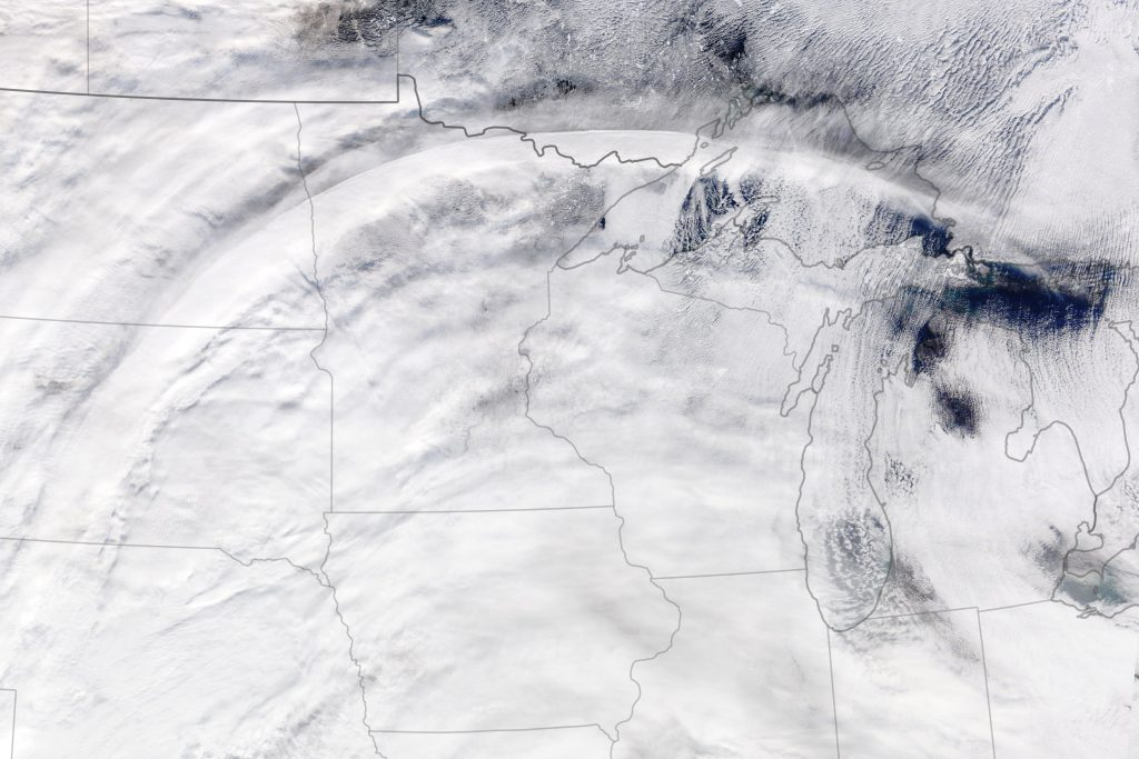 cloudarc image by nasa