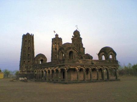 Khandoba Temple, North India
