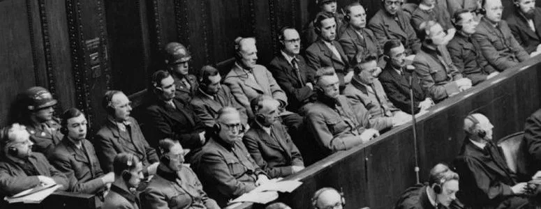 Nuremberg War Crimes Trials