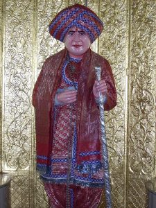 Idol of Jalaram Bapa