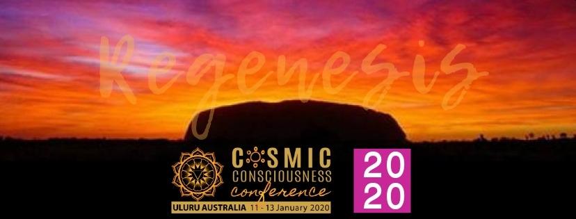 Cosmic Consciousness Conference, Uluru 2020
