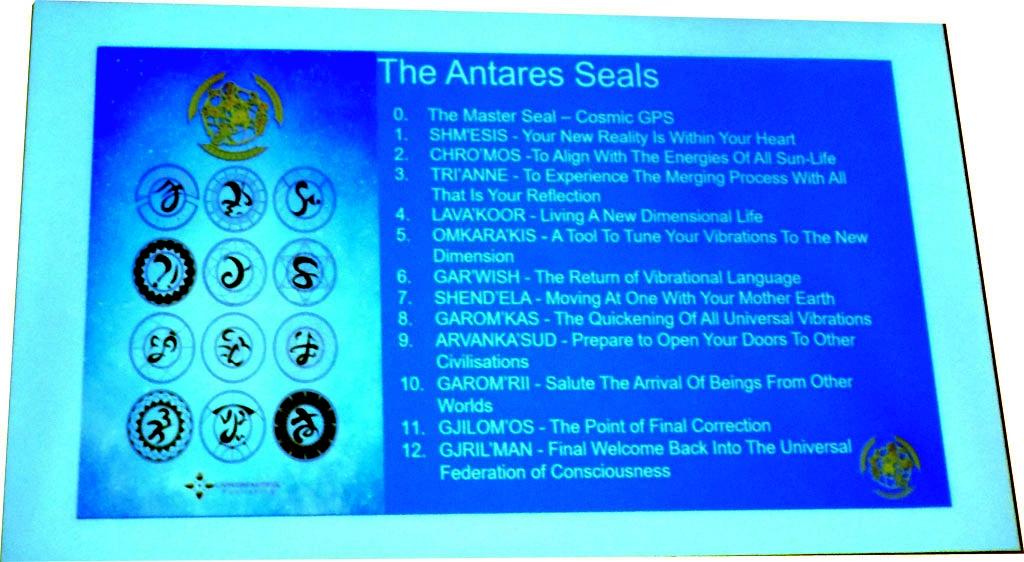 Antares Seals
