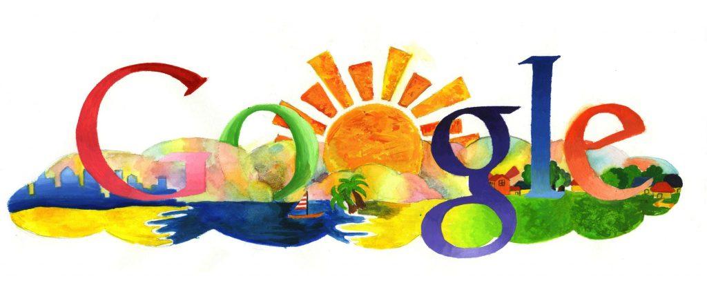 Google-the rising Sun