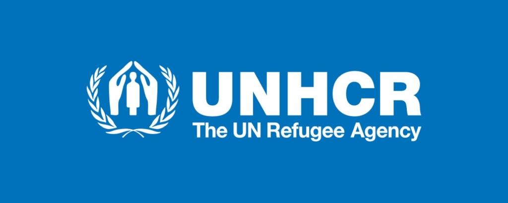 The UN Refugee Agency Logo