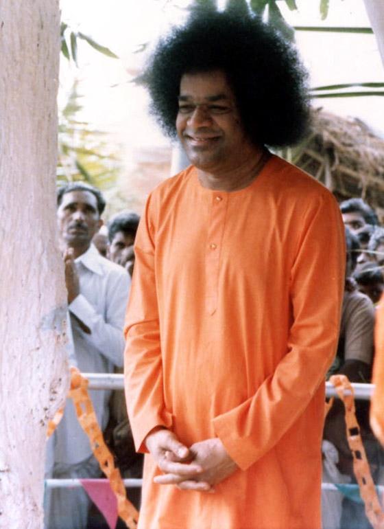 darshan of Sai Baba