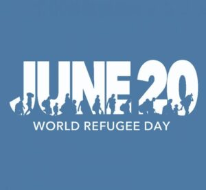 World Refugee Day Logo