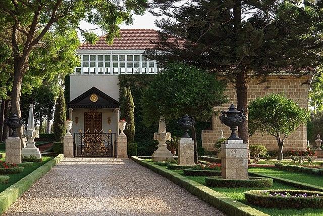 Shrine if Baha'u'llah