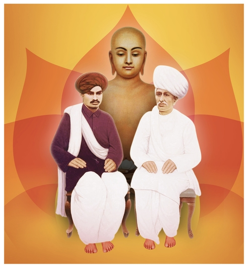 Mahavir, Shrimad Rajchandra and Shree Saubhagbhai