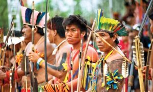 UN World Day of Indigenous Peoples