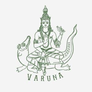 Varuna - deity of Shatabishak