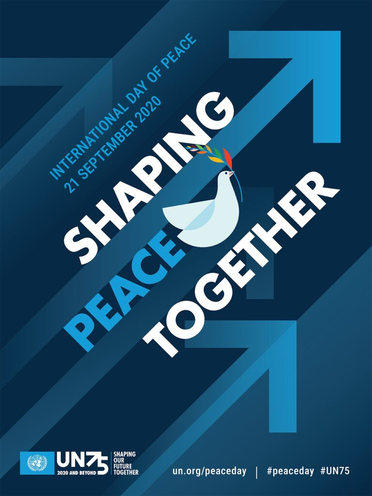 UN International Day of Peace 2020