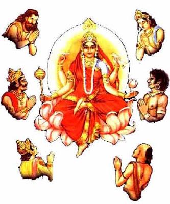 Goddess Siddhidatri