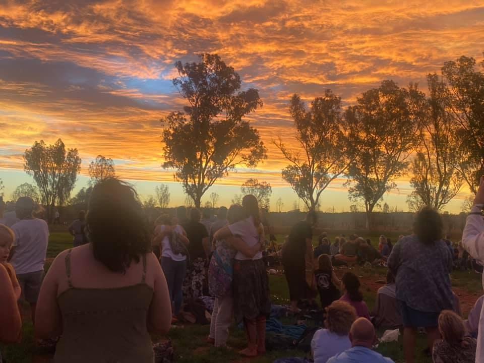 Energy Portal at Uluru