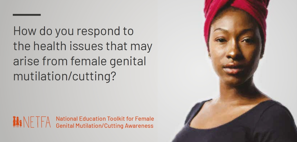 Support for victims of FGM