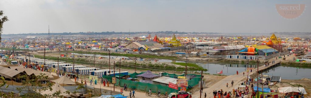 kumbh mela accomodation