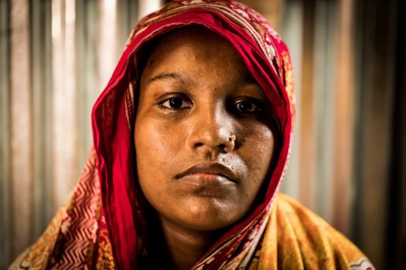 Day 3 Bangladesh: John 16:33