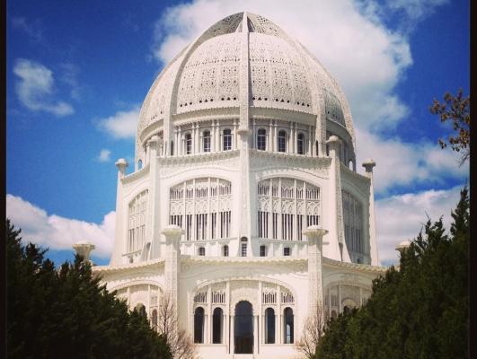 Bahá'í  Temple, New Mexico